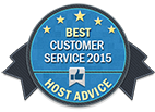 Best customer service awards